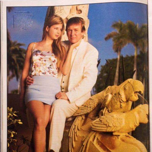 Tump and His Daughter