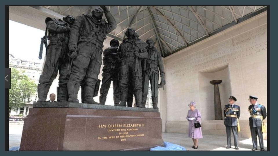 Brexit Dreams and Brexit Nightmares Bomber Memorial