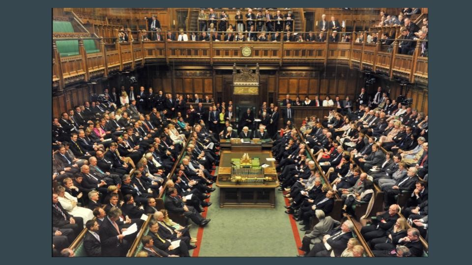 Brexit Dreams and Brexit Nightmares INSIDE HOUSE OF PARLIAMENT