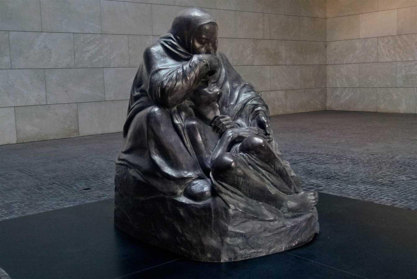 Kollwitz's Pieta