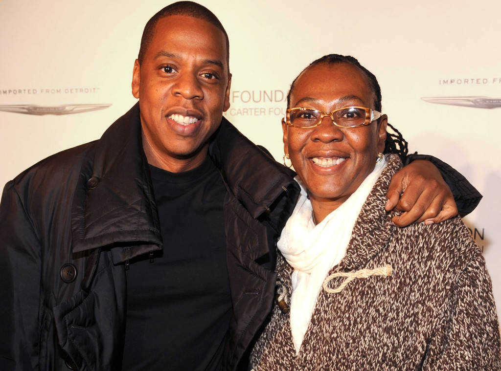 Jay Z & His Mom